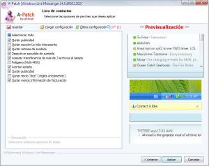 Apatch Windows Live Messenger 2011