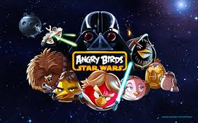 Descargar Angry Brids Star Wars II