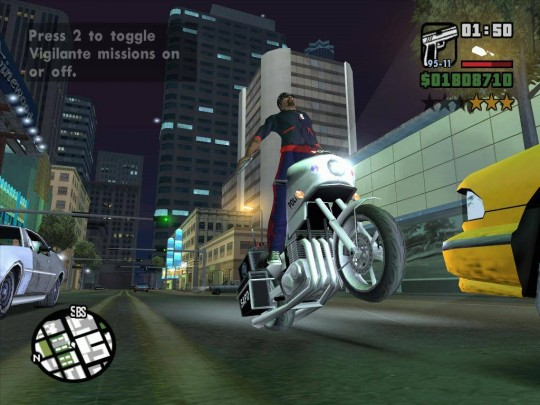 Grand Theft Auto San Andreas Patch para PC