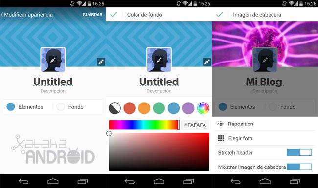 Tumblr para Android 3.6