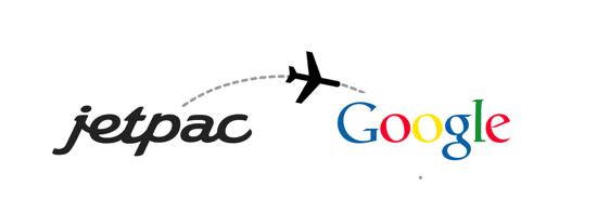 google adqiere jetpac