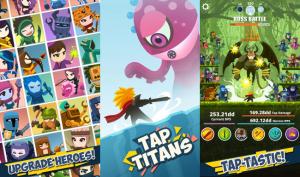 Tap Titans para Android