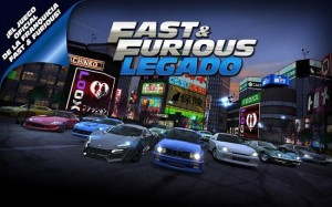 Fast & Furious para iOS y Android