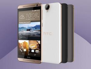características del HTC One E9+