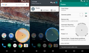Pixolor para Android