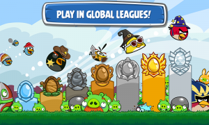 Angry Birds Friends para Android