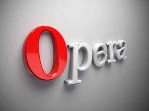 versión actualizada de Opera para Windows 10