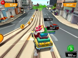 Crazy Taxi City Rush para iOS
