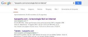 consejos para mejorar la búsqueda en Google