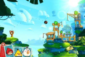 Angry Birds para HTC One