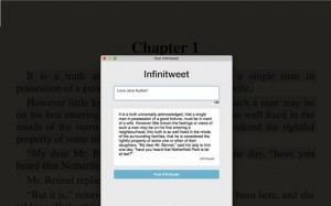 Infinitweet para Chrome