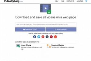 descargar videos desde páginas web